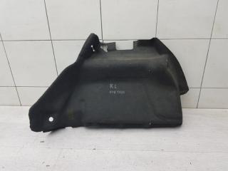 Запчасть обшивка багажника левая Peugeot 207 2007