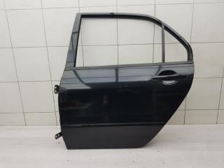 Дверь задняя левая Mitsubishi Lancer 2004