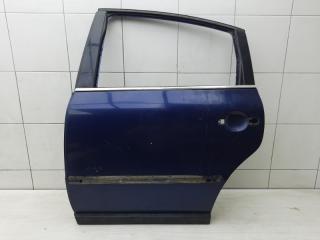 Дверь задняя левая VW Passat 2002