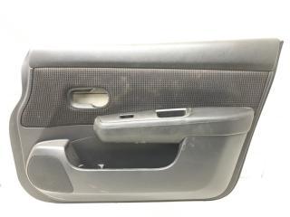 Обшивка двери передняя правая Nissan Tiida 2011