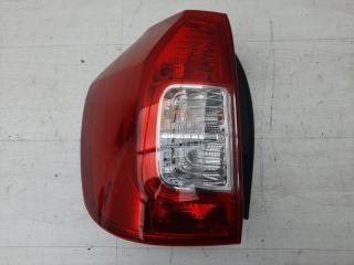 Запчасть фонарь левый Renault Logan