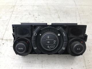 Блок управления климат-контролем Peugeot 308 2009