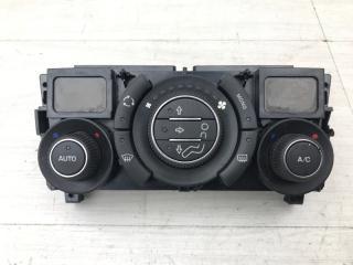 Блок управления климат-контролем Peugeot 408 2014