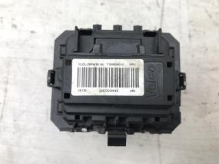 Запчасть резистор печки Peugeot 408 2014