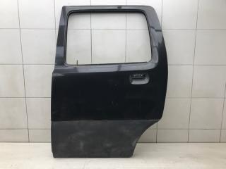 Дверь задняя левая Suzuki Wagon R+ 2002