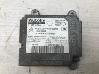 Запчасть блок управления airbag Peugeot Partner 2009