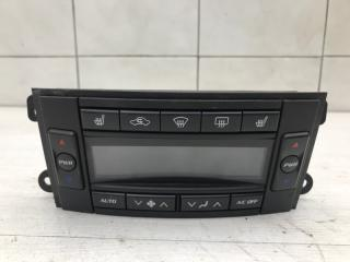 Блок управления климат-контролем Cadillac SRX 2005