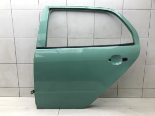 Дверь задняя левая Skoda Fabia 2002