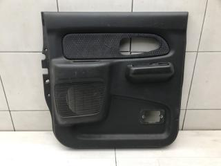 Запчасть обшивка двери задняя левая Mitsubishi L200 2001