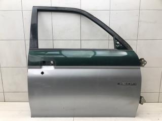 Дверь передняя правая Mitsubishi L200 2001