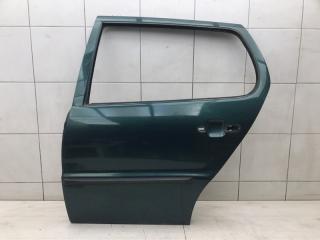 Дверь задняя левая VW Polo 1996