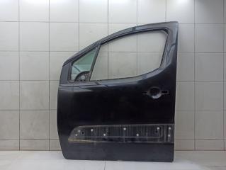 Дверь передняя левая Citroen Berlingo 2011