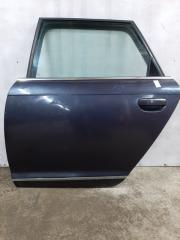Дверь задняя левая Audi A6 2004-2011