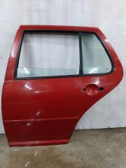 Дверь задняя левая Volkswagen Golf 1997-2005