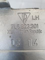 Петля капота передняя левая Porsche Cayenne 955