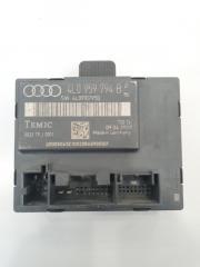 Блок управления двери задний правый Audi Q7 2007-2015