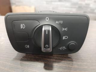 Блок управления светом Audi A6 2010-2018