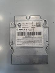 Блок SRS Volkswagen Touareg 2010-2018