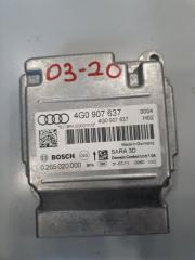 Датчик ускорения Audi A6 2010-2018