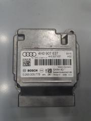 Датчик ускорения Audi A8 2010-2017