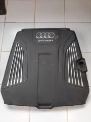 Крышка ДВС декоративная Audi Q7 2015 -