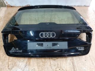 Крышка багажника Audi A4 2008-2016