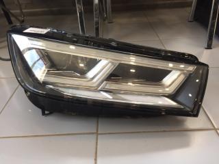 Фара правая Audi Q5 2017 -