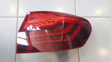 Фонарь задний правый BMW 5-Series 2012-2017