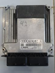 Блок управления двигателем Audi Q7 2010-2015