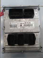 Блок управления двигателем Audi Q7 2016 -