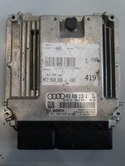 Блок управления двигателем Audi A6 2009-2011