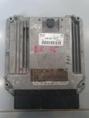 Блок управления двигателем Audi Q5 2009-2012