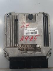Блок управления двигателем Audi A4 2008-2012