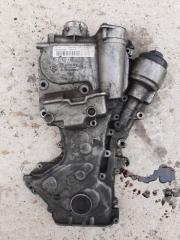 Корпус масляного фильтра Audi A3 2004-2008