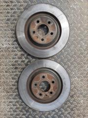 Диск тормозной задний Audi A4 2008-2016