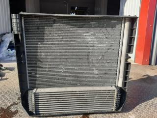Кассета радиаторов передняя BMW X6 2013-2019
