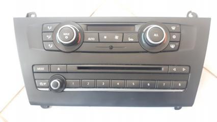 Панель управления климатом BMW X3 2012