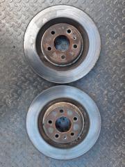 Диск тормозной задний Audi A6 2016-