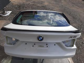 Крышка багажника задняя BMW X6 2013-2019