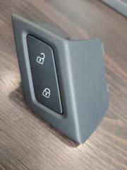 Кнопка центрального замка правая Volkswagen Touareg 2020