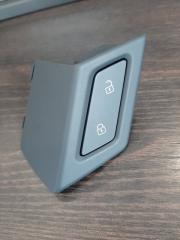 Кнопка центрального замка левая Volkswagen Touareg 2020