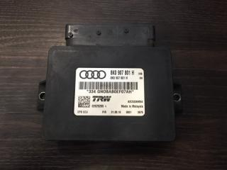Блок ручника Audi A4 2008-2012