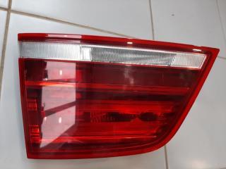 Фонарь задний левый BMW X3 2012