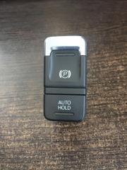 Кнопка ручника Volkswagen Touareg 2010-2014