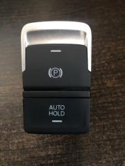 Кнопка ручника Volkswagen Golf 2013-2017