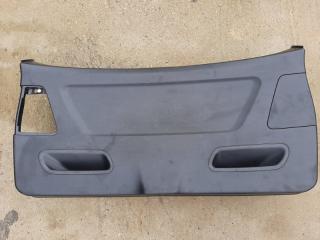 Обшивка багажника задняя BMW X3 2012