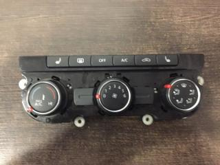 Панель управления климатом Volkswagen Tiguan 2012- 2018