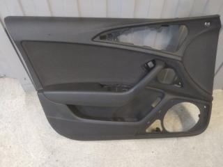 Обшивка двери передняя левая Audi A6 2010-2018