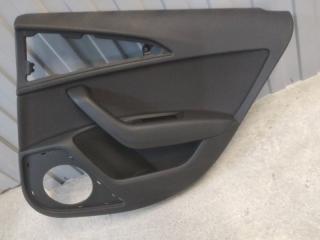 Обшивка двери задняя правая Audi A6 2010-2018