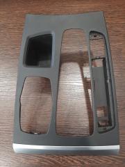Накладка центральной консоли BMW X5 2014-2019